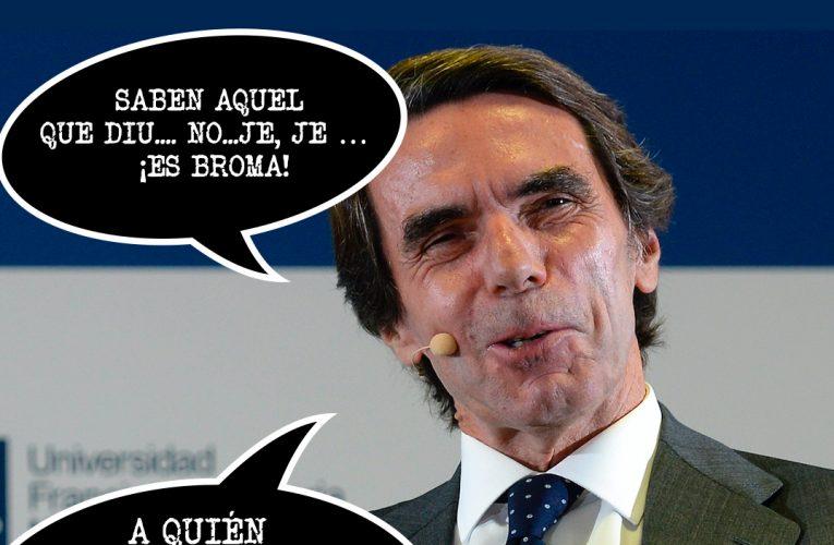 El consejo de JoseMari Aznar