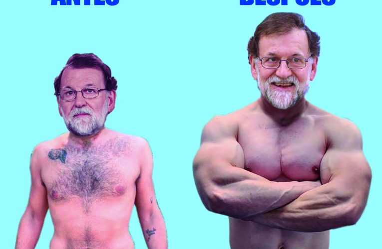 Prueba el método Bárcenas para sacar músculo político