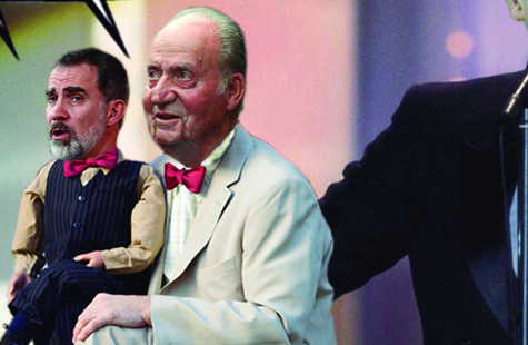 La Fundación Franco recuerda al rey que está en el trono por la gracia del dictador