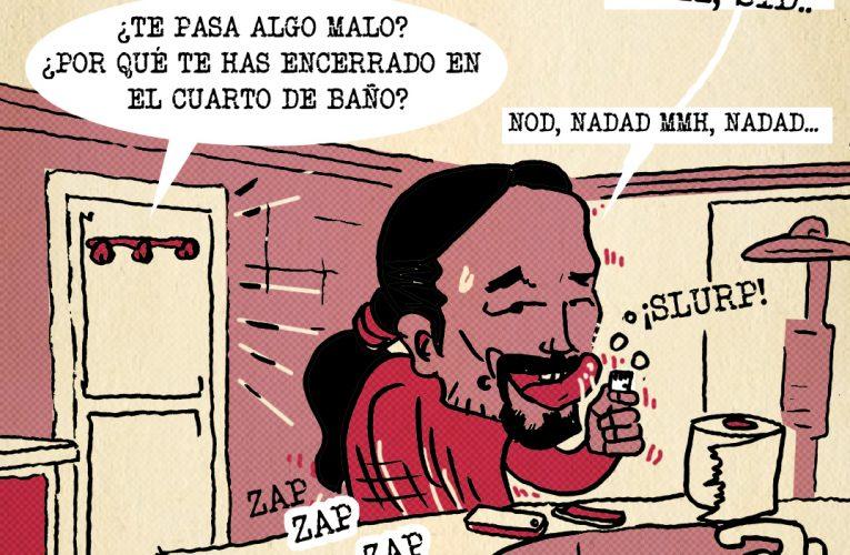 Pablo Iglesias…¿Imputado?